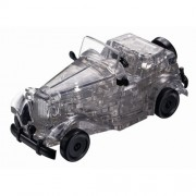 Vintage Car 3D Crystal Puzzle – Black