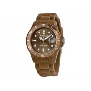 Madison Candy Time Chocolate Polycarbonate Unisex Watch U4167-19-1 Chocolate