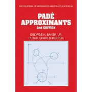 Pade Approximants by George A. Baker