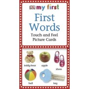 First Words: Touch and Feel Picture Cards