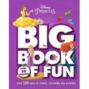 Disney Princess Big Book of Fun by Parragon Books Ltd