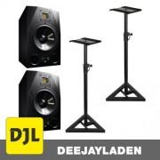 ADAM Audio A8X Stativ Set