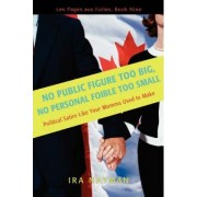 No Public Figure Too Big, No Personal Foible Too Small by Ira Nayman