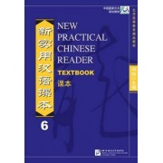 New Practical Chinese Reader vol.6 - Textbook by Xun Liu