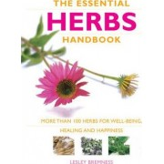 The Essential Herbs Handbook by Lesley Bremness