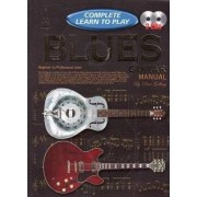 Learn to Play Blues Guitar by Peter Gelling