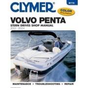 Volvo Penta Stern Drives (Clymer Marine Repair) by Clymer Publications