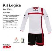 Givova - Completo Calcio Kit Logica