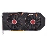 Placa video XFX Radeon RX 580 GTR Black Edition, 8G, DDR5, 256 bit