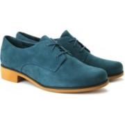 Clarks Hamble Glass Women Formal Shoe(Blue)