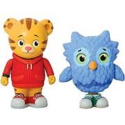 Daniel Tigers Neighborhood Daniel Tiger and O the Owl Figures