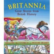 Great Stories from British History by Geraldine Mccaughrean