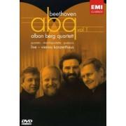 Alban Berg Quartett - Beethoven String Quartets Vol 1 (0094633857391) (2 DVD)