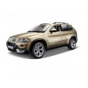 Bburago BMW X5, Metallic Dark Grey