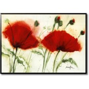 Poppies in the Wind III
