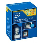 Intel Devil'sCanyon Processeur Core i7-4790K 4.4 GHz 8Mo Cache Socket 1150 Boîte (BX80646I74790K)