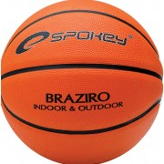 BRAZIRO Míč na košíkovou oranžový Spokey