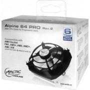 Cooler procesor Arctic Cooling 92mm Alpine 64 Pro Rev. 2