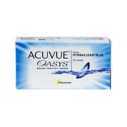 Acuvue Oasys with Hydraclear Plus (12db) - ÚJ CSOMAGOLÁS