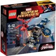 Set de constructie Lego Carnages Shield Sky Attack