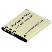 Realpower NP-BN1 (Sony TX5/7/9, W310/320/350/380/390, WX5)