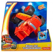 Aereo Mattel Jet trasformabile BTB71