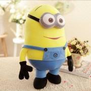 Smiling Dave Yellow Minion Soft Plush Toy