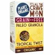 Paleo granola Tropical twist 350g