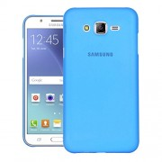 B&D® galaxy J7 Cover, Paper Armor Case Ultra slim Back Cover for Samsung galaxy J7 (Blue)