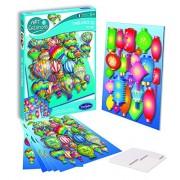 Sentosphère - 3902023 - Tableaux 3D - Montgolfières et Lampions