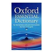 Oxford Essential Dictionary for elementary and pre-intermediate learners of English - with CD-ROM