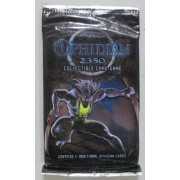 Ophidian 2350 Collectible Card Game Booster Pack [Toy]