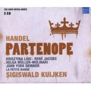 Sigiswald Kuijken - Hndel: Partenope (0886975299720) (3 CD)