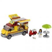 Lego City 60150 Foodtruck z pizzą - Gwarancja terminu lub 50 zł! BEZPŁATNY ODBIÓR: WROCŁAW!