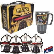 Battlestar Galactica Lunch Box Gift Set 35th Anniversary