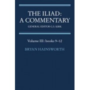 The Iliad: A Commentary: Volume 3, Books 9-12: Books 9-12 v. 3 by Brian Hainsworth