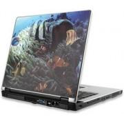 """Sticker Laptop Manhattan 3D Tropical Reef 422802 15.4"""""""