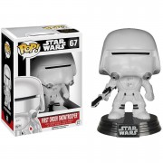 Star Wars The Force Awakens First Order Snowtrooper Pop! Vinyl Figure