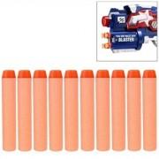 Nerf Extraskott - 10-Pack Orange
