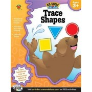 Trace Shapes, Ages 3+ by Brighter Child