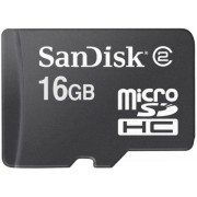 Card SanDisk microSDHC 16GB