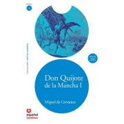 Don Quijote de la Mancha I [With MP3]