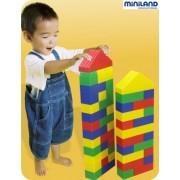 Jumbo Set di Construzione ( Kim Blocco Super) 40 Pezzi
