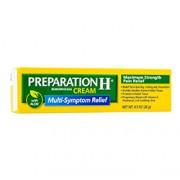 PREPARATION H HEMORRHOIDAL CREAM (Maximum Strength Pain Relief) (0.9 oz) 26g