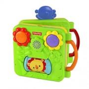 MATTEL y6594 - 9344 - 04698 - Fisher Price Take Along Toy Tote, schreibwaren