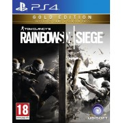 Rainbow Six Siege: Gold Edition PS4