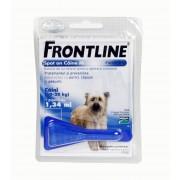 1 pipeta Frontline Spot On caini 10-20 kg (M)