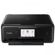 Мастилоструйно многофункционално устройство Canon PIXMA TS8050 All-In-One, Черен цвят, USB 2.0, Card Reader, CH1369C006AA