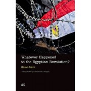 Whatever Happened to the Egyptian Revolution? by Emeritus Professor of Economics Galal Amin
