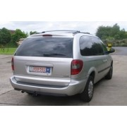 ATTELAGE Chrysler Grand Voyager 2005- (Stow and Go) - RDSOH demontable sans outil - attache remorque GDW-BOISNIER